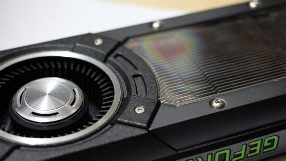 Die angebliche Nvidia Geforce GTX Titan Black Edition.