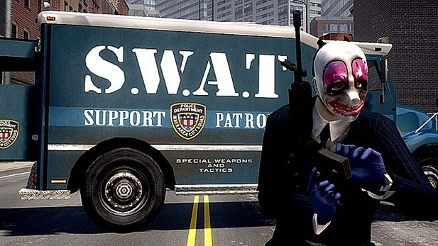 Test-Video zu Payday: The Heist