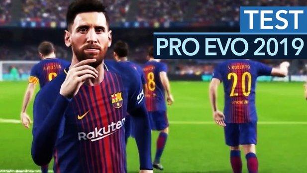 Pro Evolution Soccer 2019 Lite - Konami veröffentlicht F2P