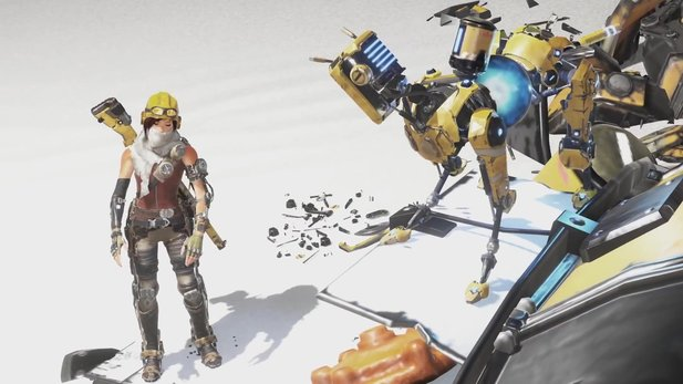 Recore - Launch-Trailer zum Sci-Fi-Adventure