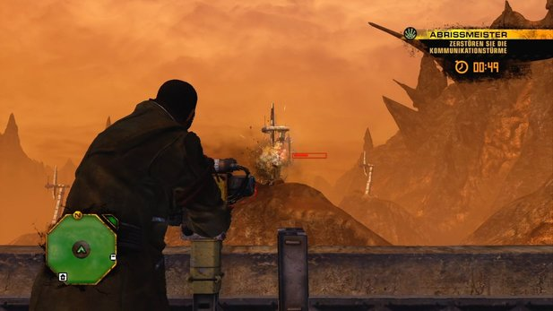 Red Faction: Guerrilla kehrt als Re-Mars-tered Edition zurück.