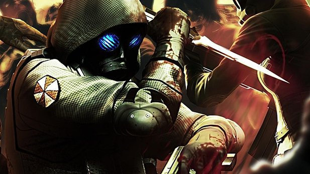 Resident Evil: Operation Raccoon City lässt den Spieler als Umbrella-Söldner antreten.
