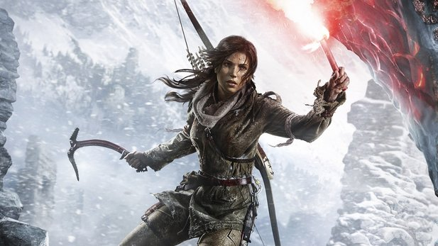 Rise of the Tomb Raider - 7 Minuten Gameplay von der Gamescom 2015