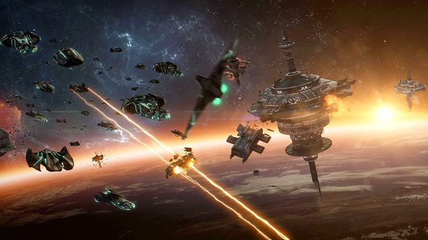 Sins of a Solar Empire: REBELLION - Test-Video