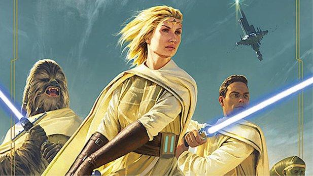 In Star Wars: The High Republic dreht sich alles um die Ritter der Jedi-Tafelrunde, die wie Sheriffs die Galaxis patrouillieren.