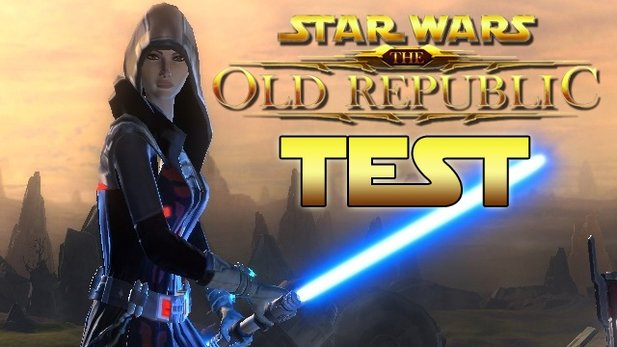 Test-Video zu Star Wars: The Old Republic