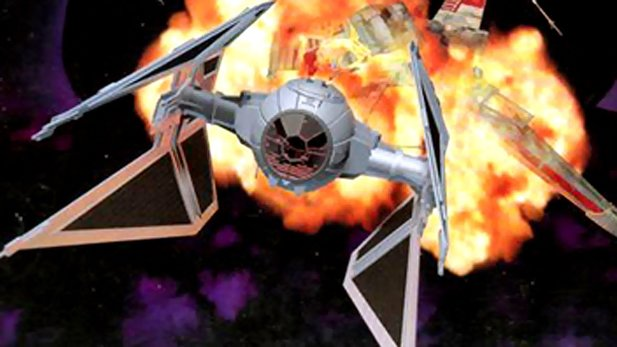 Hall of Fame: Star Wars: Tie Fighter - Hall of Fame zu Tie Fighter