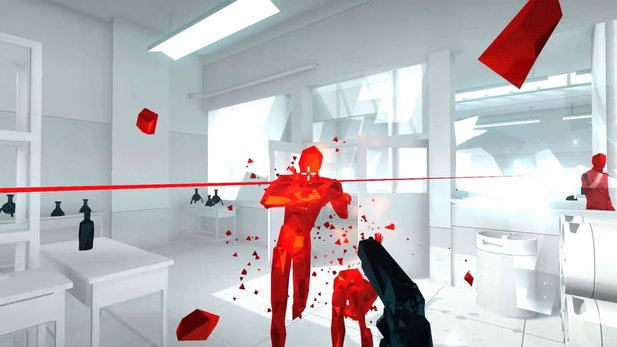 Superhot - Gameplay-Trailer zeigt Beta-Version