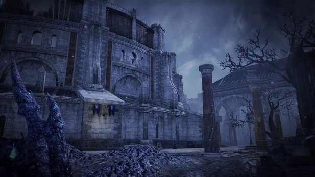 The Elder Scrolls Online: Tamriel Unlimited - Gameplay-Trailer zum DLC »Kaiserstadt«