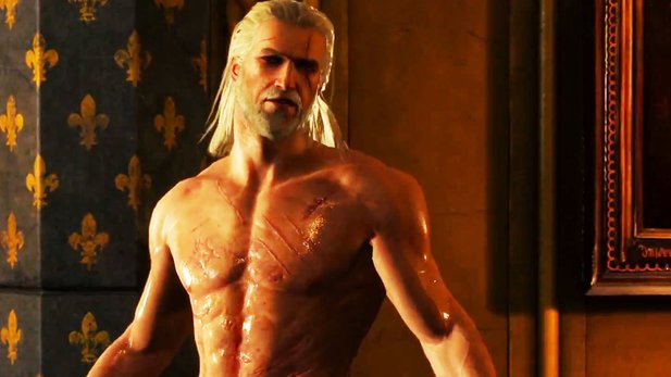 The Witcher 3: Wild Hunt - Gameplay-Trailer: Geralt lässt die Hüllen fallen