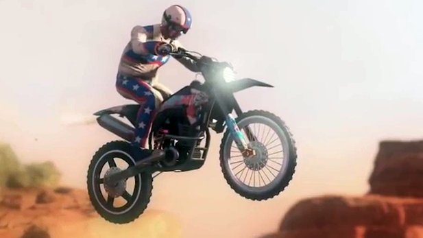 Trials Rising - Neuer Gamescom-Trailer zeigt irre Stunts, Beta-Termin