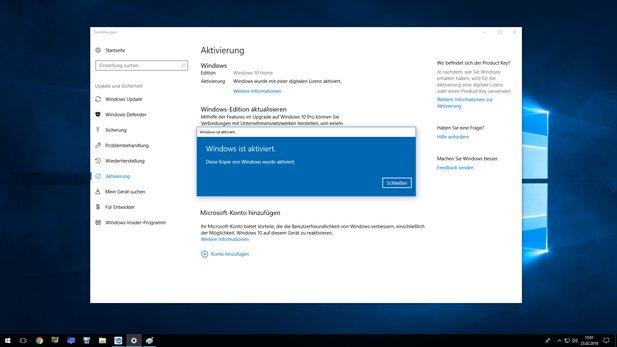 windows 7 product key später eingeben