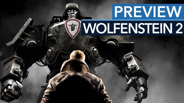 Wolfenstein 2: The New Colossus - Preview-Video: Ein Spiel wie ein guter Film