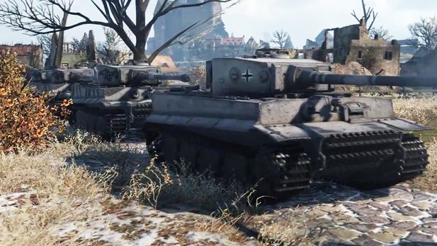 Trailer der Version 9.0 von World of Tanks