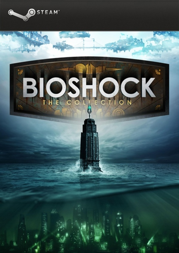 Cover zu BioShock: The Collection