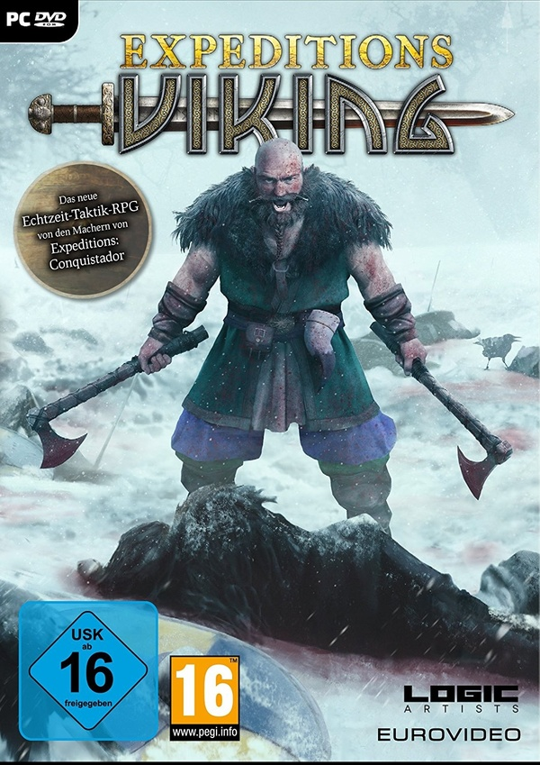 Cover zu Expeditions: Viking