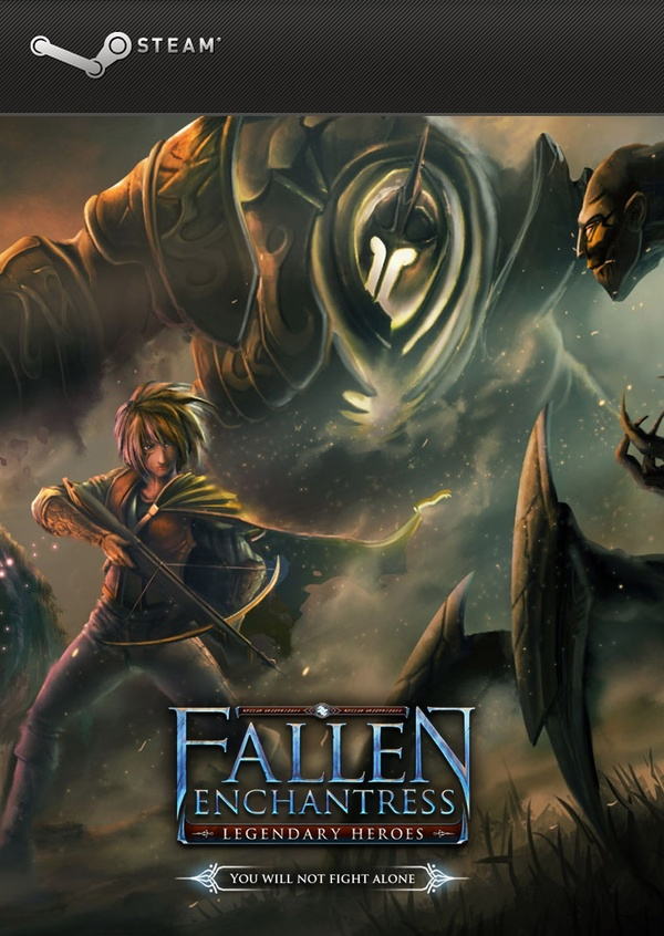 Cover zu Fallen Enchantress: Legendary Heroes