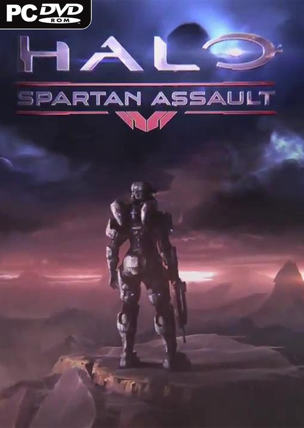 Cover zu Halo: Spartan Assault