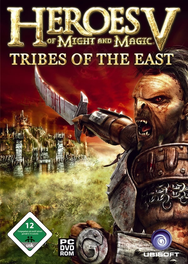 Cover zu Heroes of Might & Magic 5: Tribes of the East