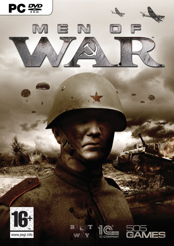 Cover zu Men of War