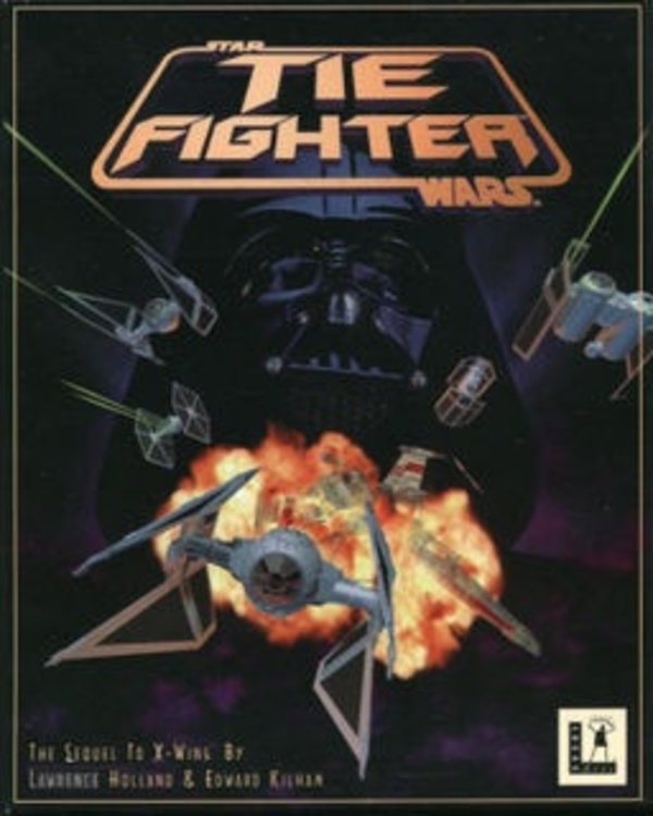Cover zu Star Wars: TIE Fighter
