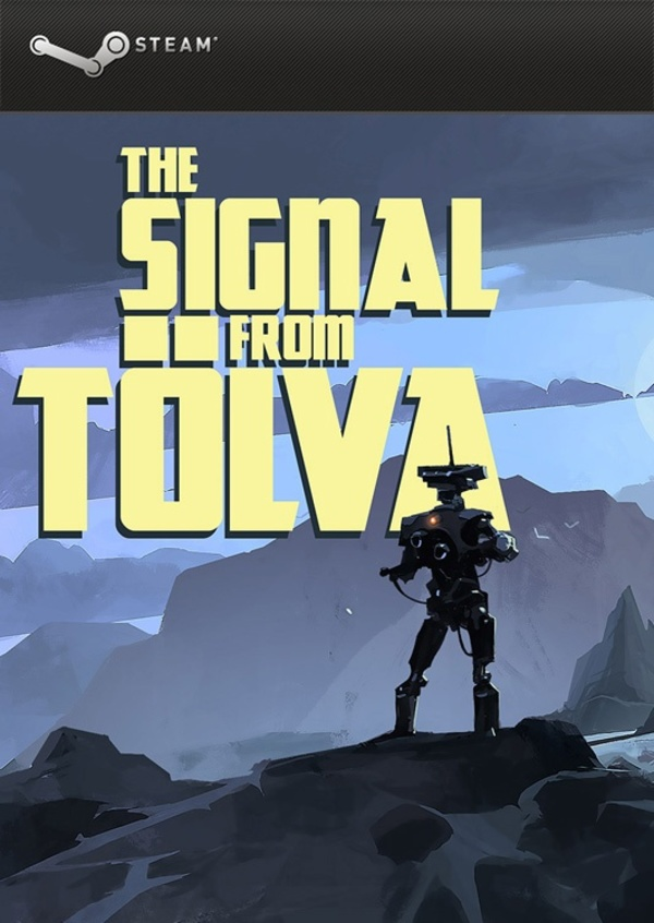 Cover zu The Signal From Tölva