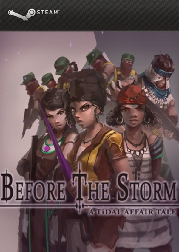 Cover zu Tidal Affair: Before The Storm