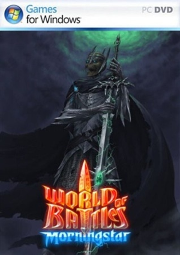 Cover zu World of Battles: Morningstar