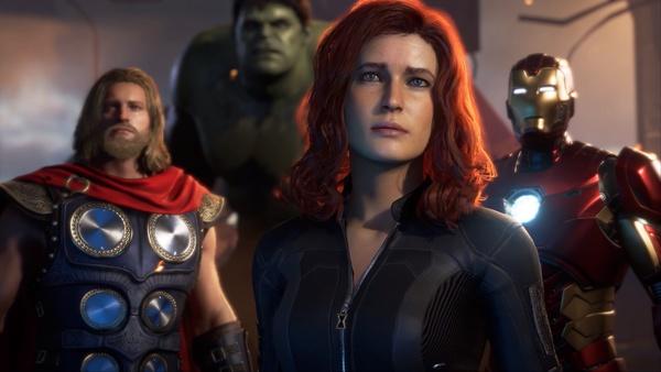 Marvel's Avengers: Black Widow wurde nach viel Kritik verändert