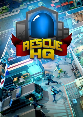 Teaserbild für Rescue HQ – The Tycoon