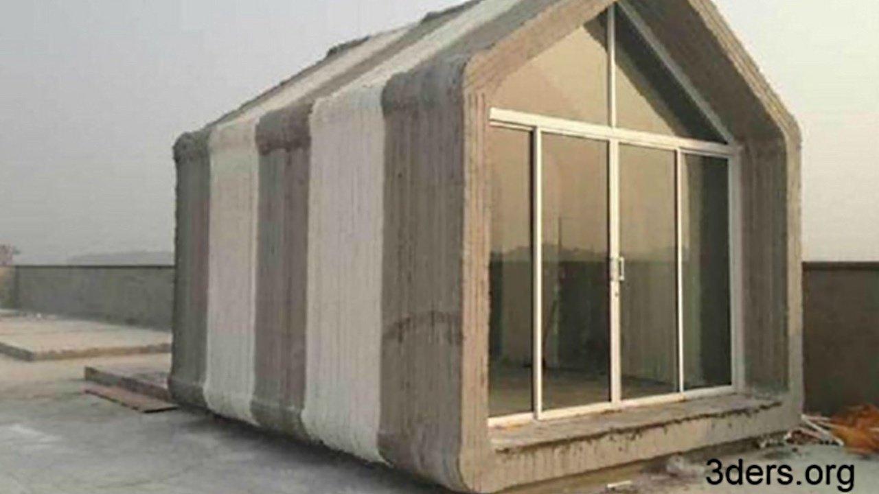 3d drucker chinesische baufirma druckt h user aus beton und faserglas gamestar. Black Bedroom Furniture Sets. Home Design Ideas
