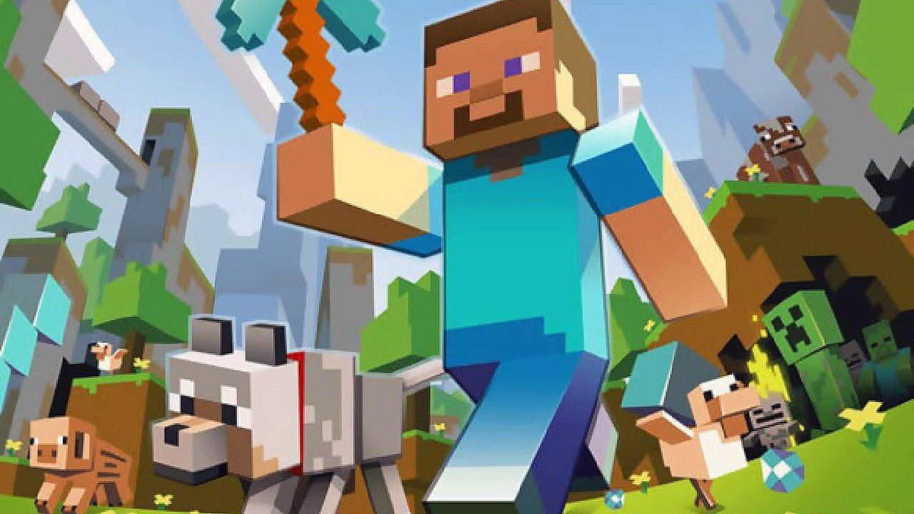 Minecraft Pocket Edition Mobile Version Schließt Weiter Auf