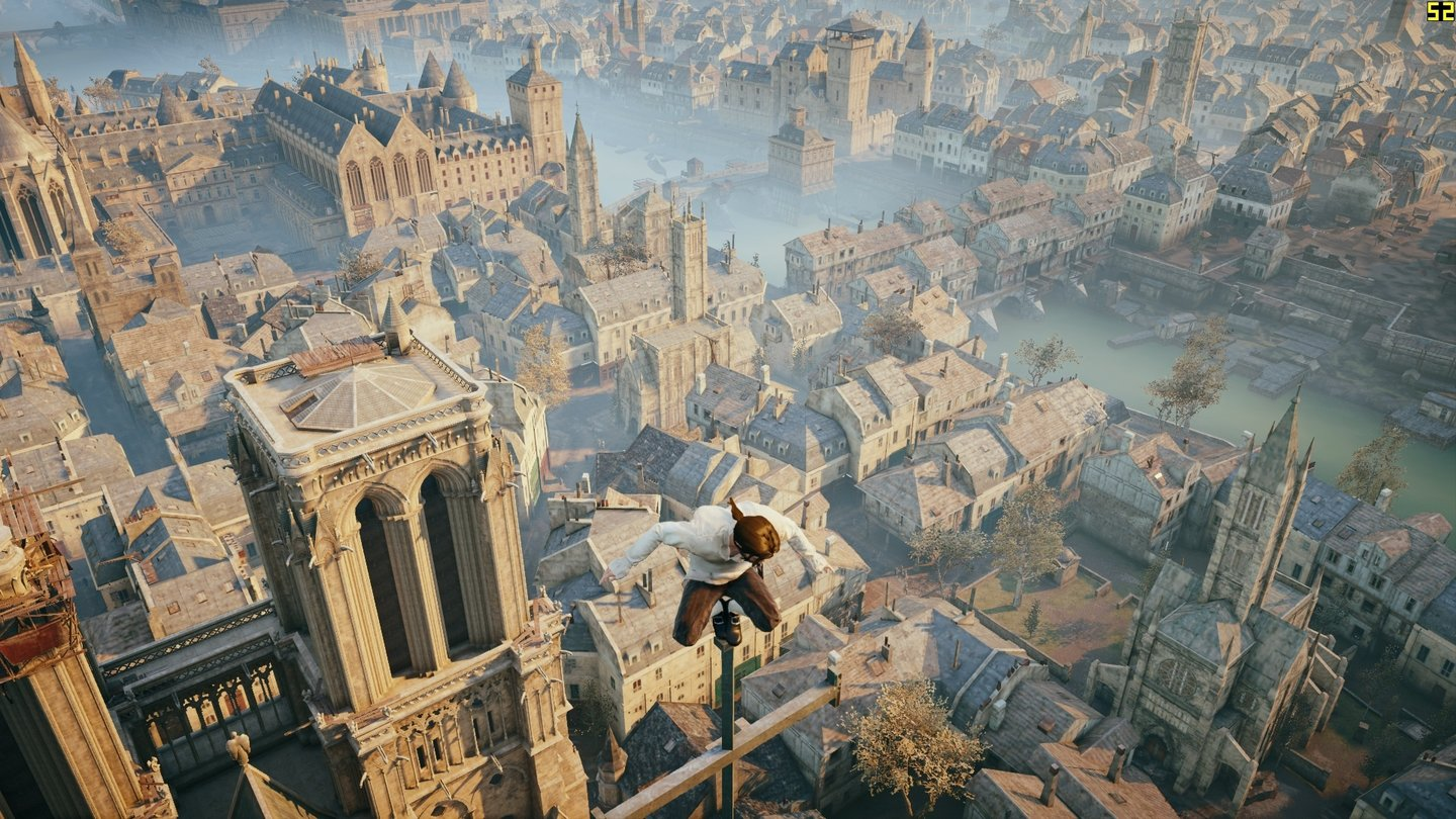 Assassin's Creed Unity im Technik-Check ...