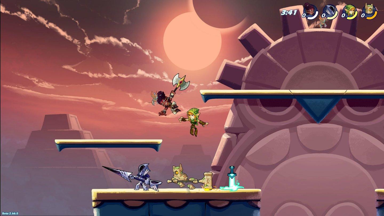 Brawlhalla Test - Das Smash Bros  für den PC