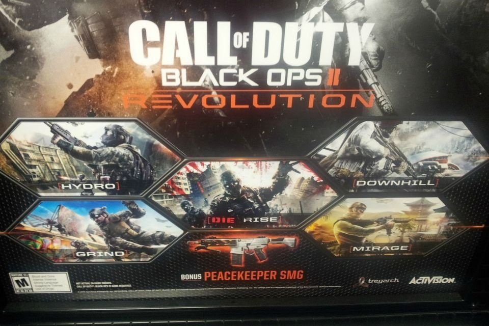 Call of Duty: Black Ops 2 - Inhalt und Termin des ersten DLC ... Call Of Duty Black Ops New Maps on