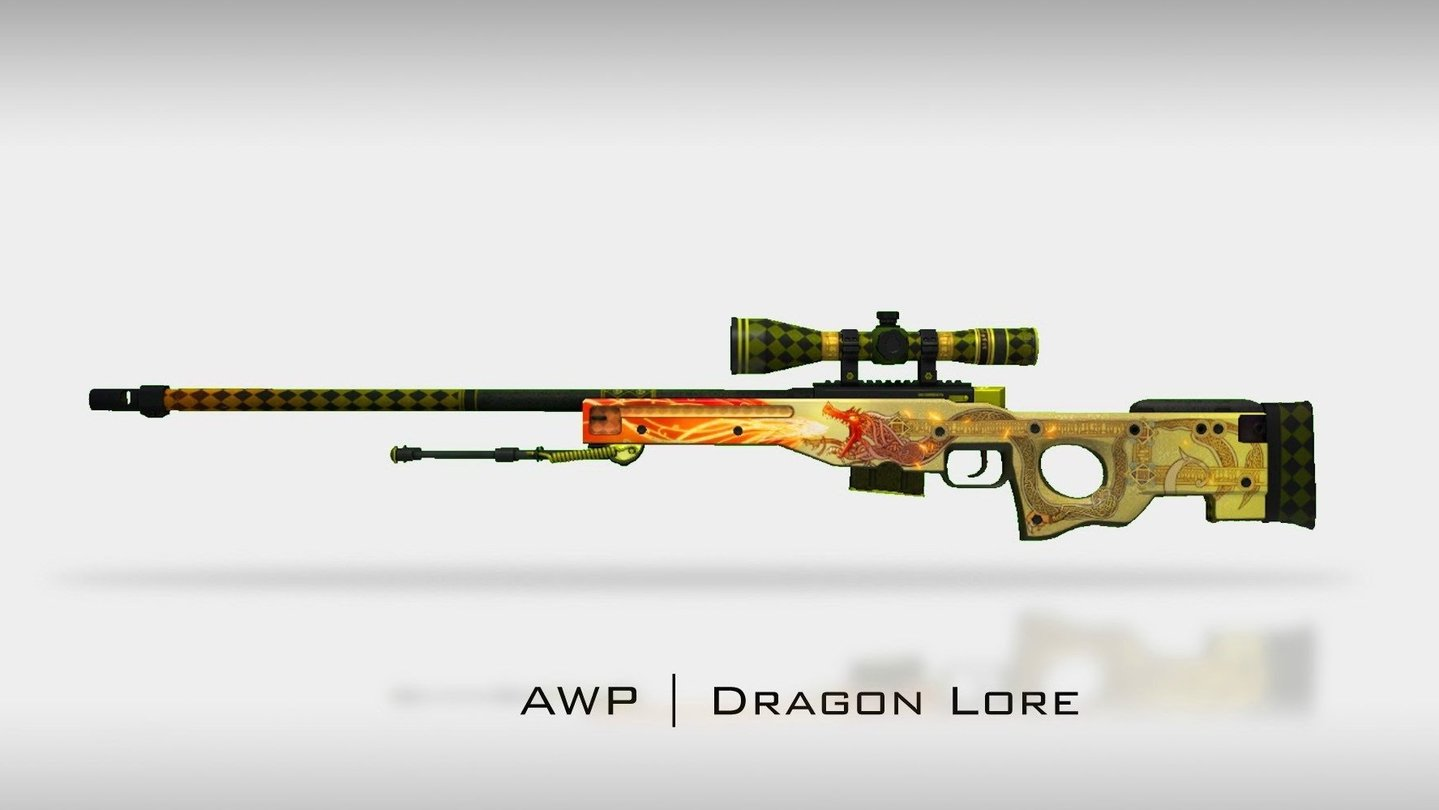 Awp Dragon Lore Wert
