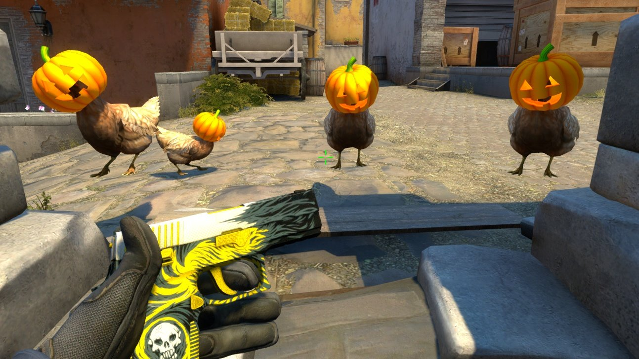 Cs Go Mini Update Zu Halloween Gamestar
