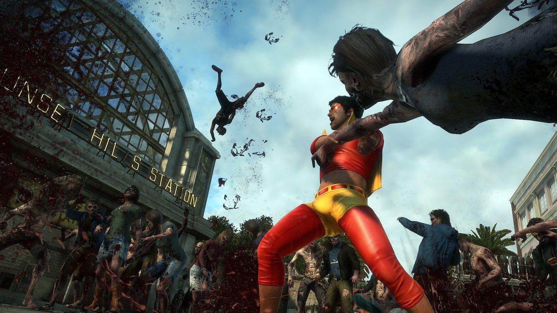 Dead Rising 3 - PC-Port ist auf 30 FPS ausgelegt - GameStar