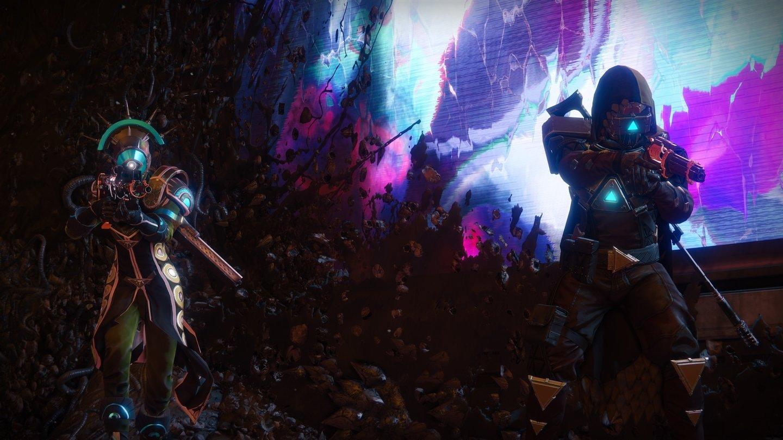 Destiny 2 Update Mit überarbeiteten Raids Jetzt Live Patch Notes