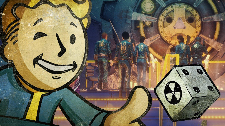 Fallout: New California vs  Fallout 76 - Fallout: Old New Vegas