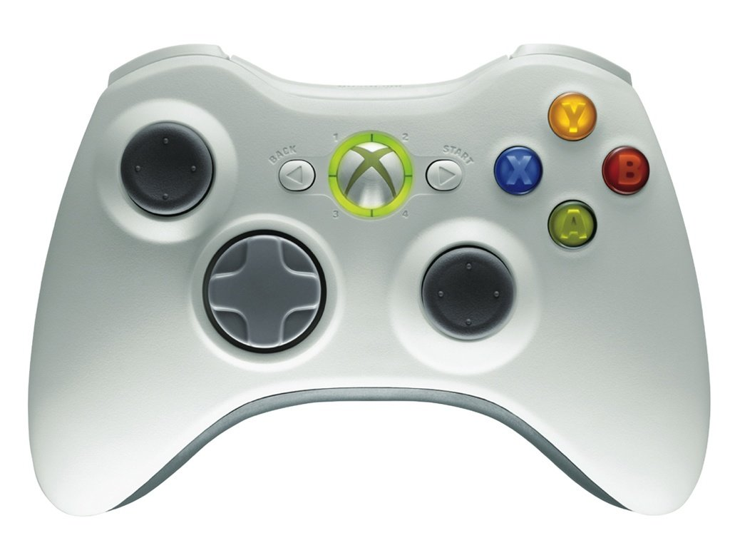 Microsoft Xbox 360 Wireless Controller - Bestes kabelloses PC ...