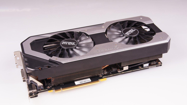 Geforce GTX 1070 Ti - Test gegen GTX 1070/1080 und Vega 56