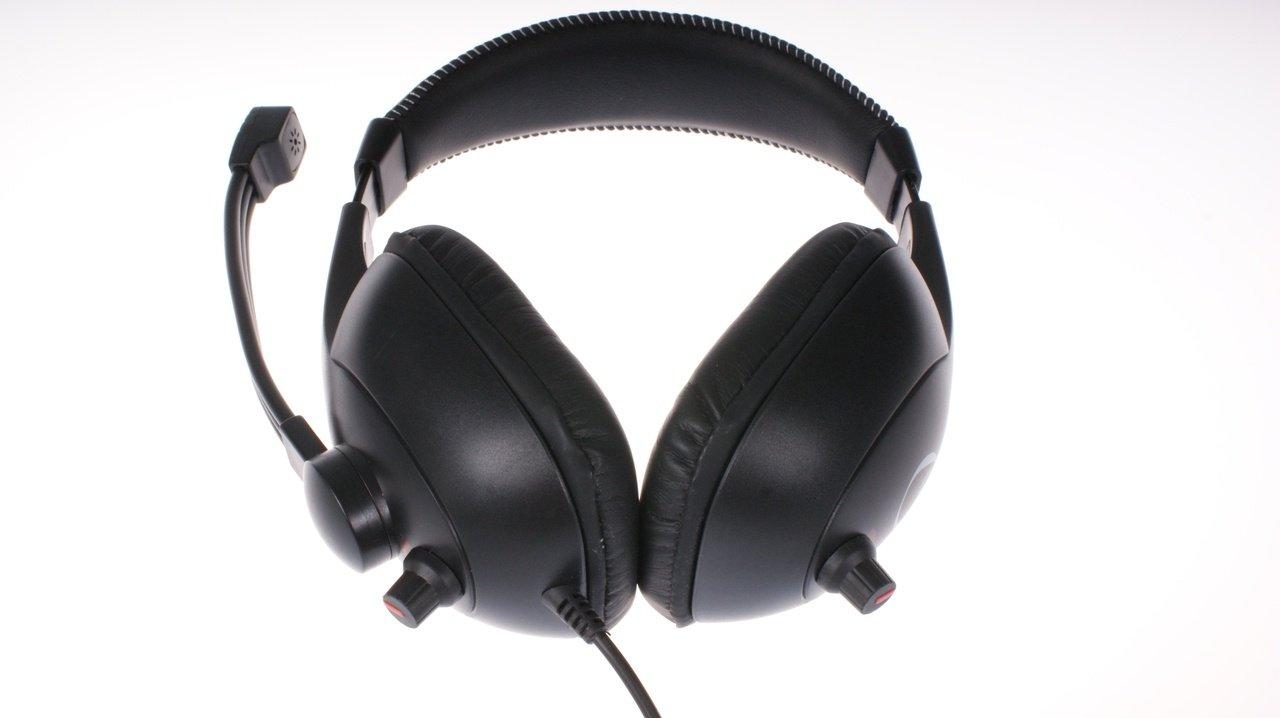 Raptor Gaming H3 - solides Headset mit »Enemy Location Mode« - GameStar