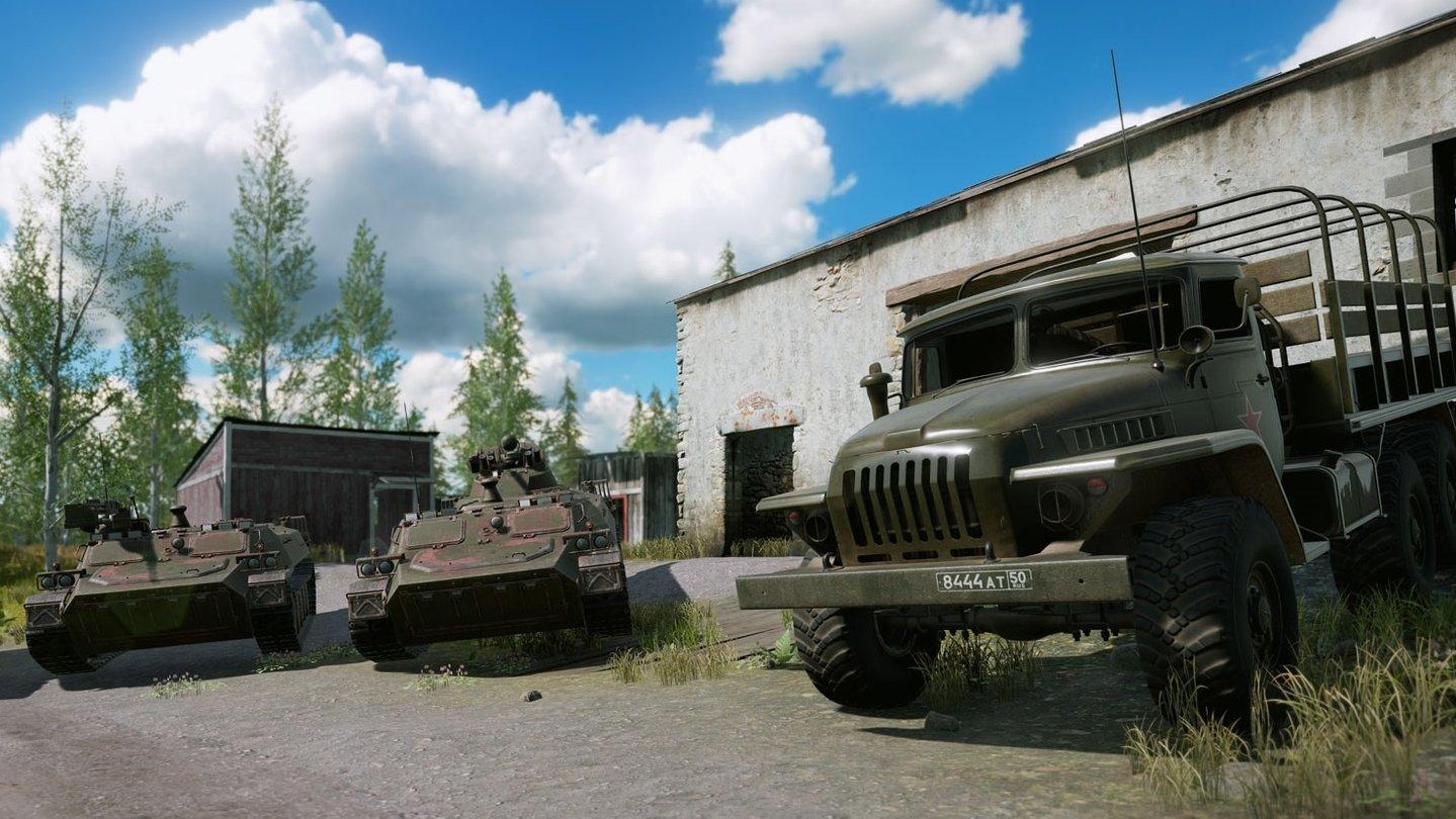 Squad - Alpha 9 bringt gepanzerte Fahrzeuge, neue Klasse und ein ...