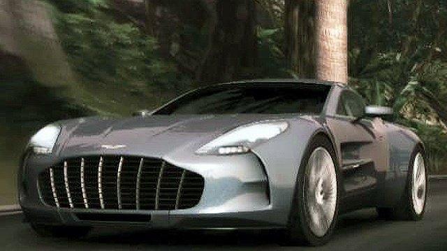 Test Drive Unlimited 2 Der Aston Martin One 77 Im Video