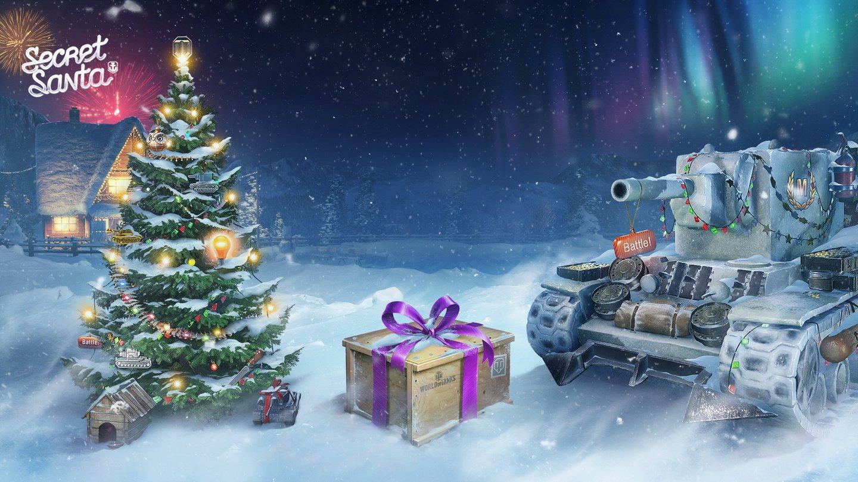 World of Tanks - Panzer unterm Weihnachtsbaum: So funktioniert das ...