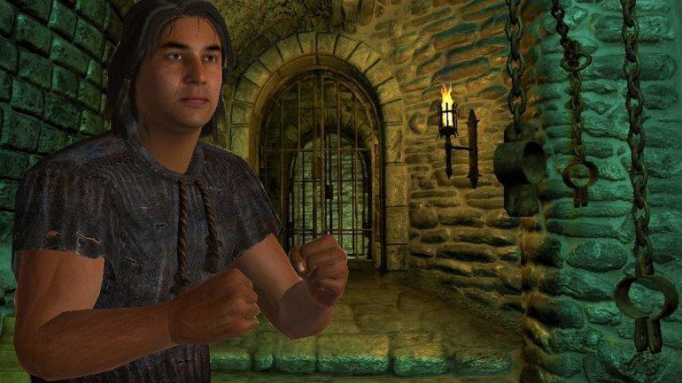 The Elder Scrolls Oblivion Spieler Verbringt 616 Jahre Im Gefangnis