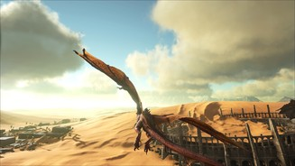 Ark: Scorched Earth - Screenshots des ersten Expansion Packs