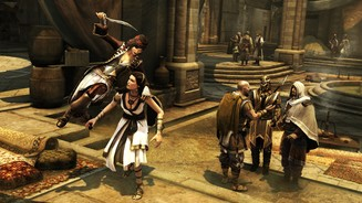 Assassin's Creed: Revelations - »Die Vorfahren«-DLC-Screenshots