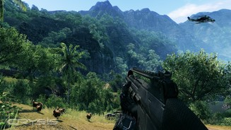 Crysis - Screenshots aus der Konsolen-Version